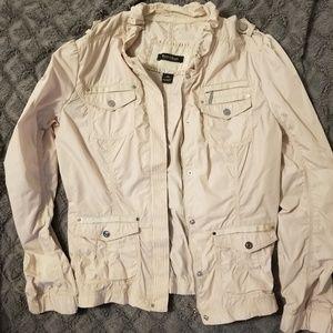 White House black market light weight jacket